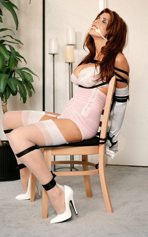 Tied and bound women