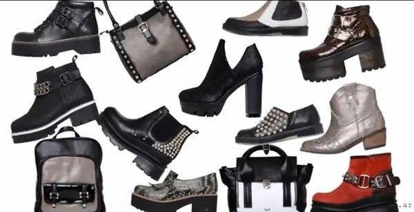 Calzados Otoño Invierno 2015 Anticipo Colecciones Argentinas Estilo De Zapatos Otoño Invierno 2015 Otoño Invierno