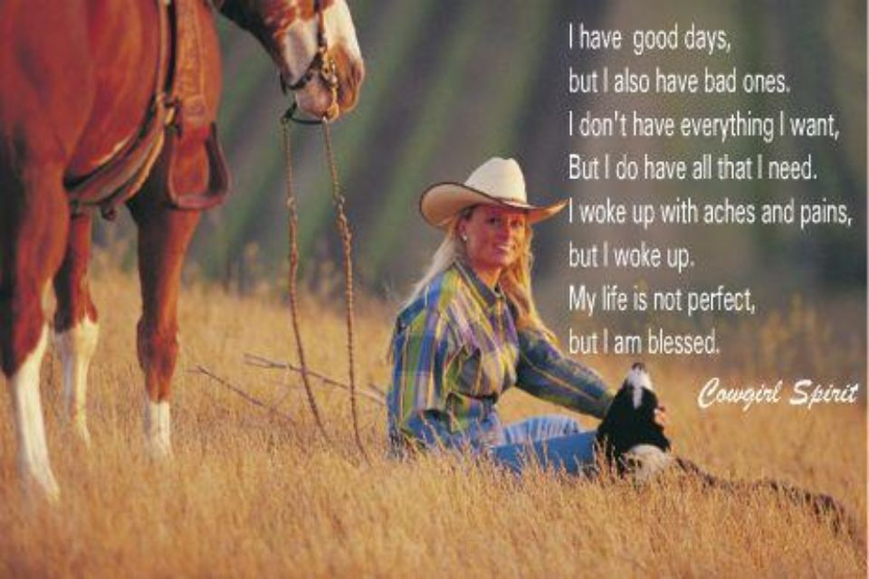 Country Girl Quotes About Life: Country Girl Quotes, Horse Quotes