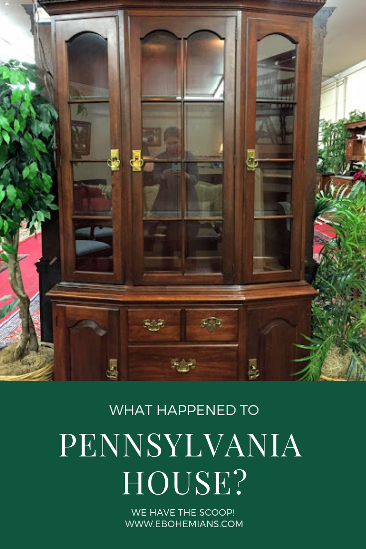 What Happened to Pennsylvania House Furniture? (We have the Scoop