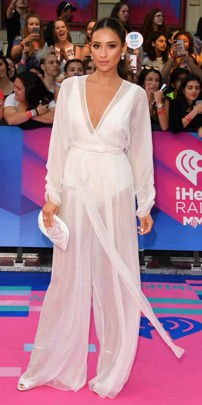 All The Stars Dressed For Summer At The Iheartradio Muchmusic Video