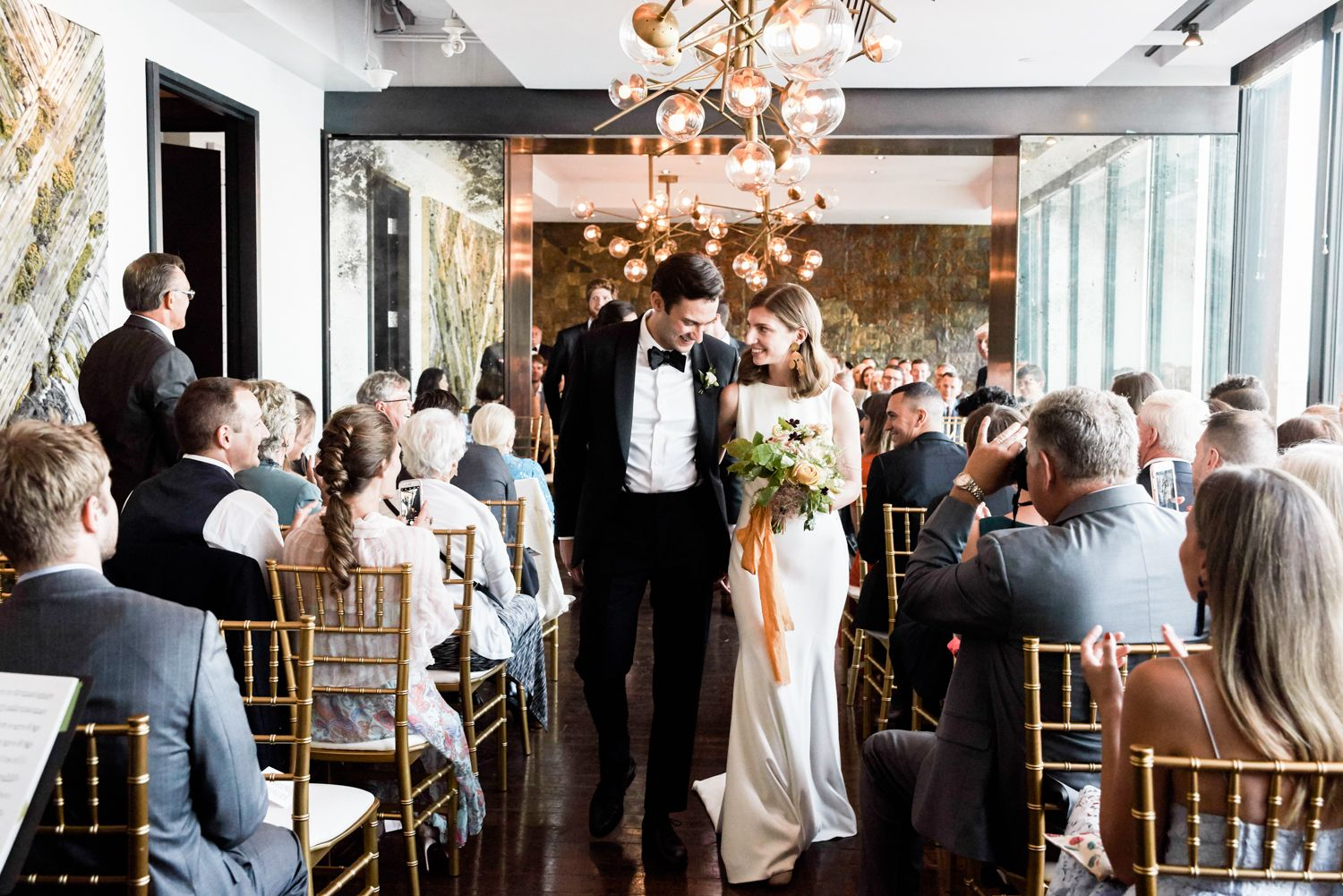 The Best Modern Wedding Venue High Atop Downtown Toronto
