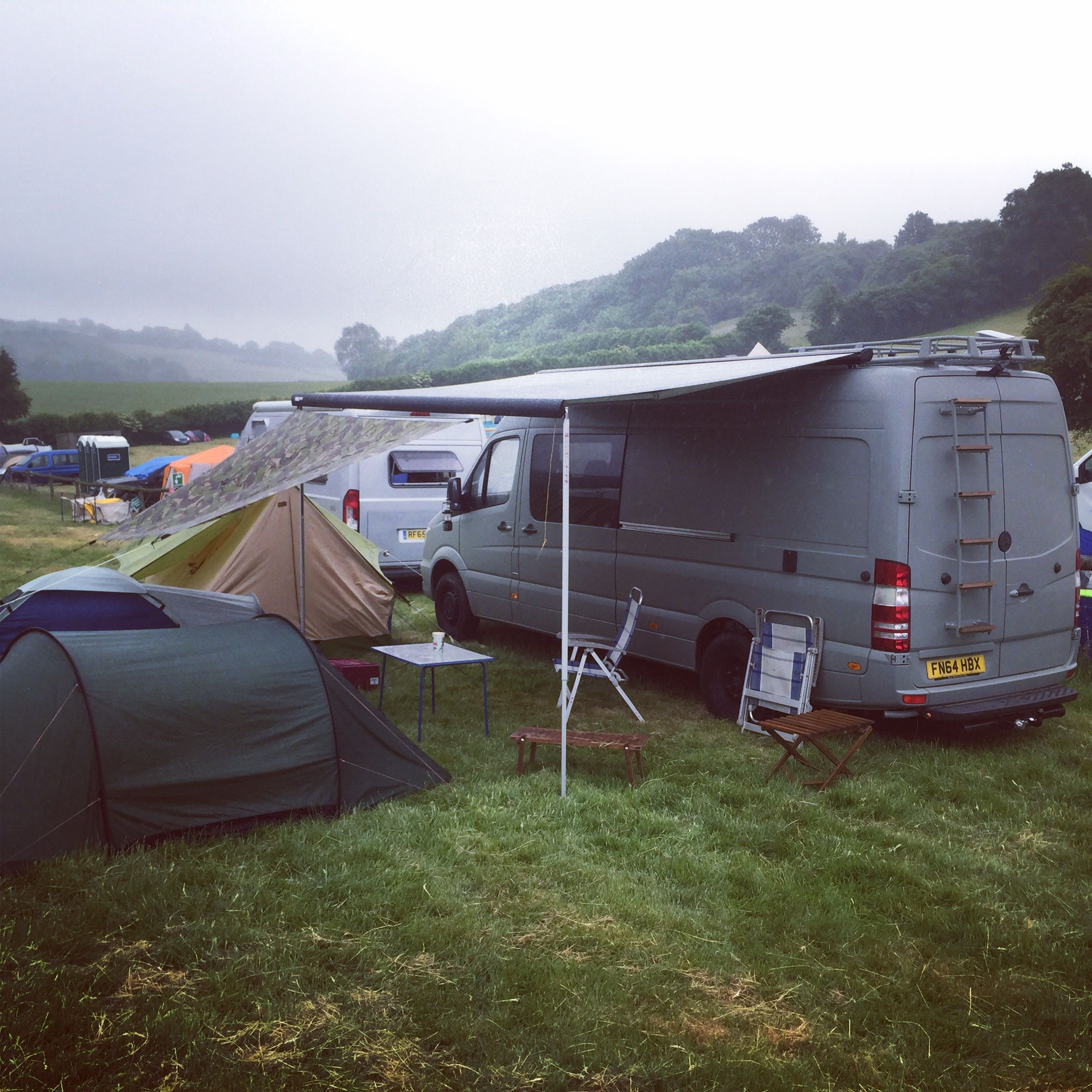 when not mercedes vw camper cooker down caddy table awnings pin is used solar awning van on fold sprinter stands