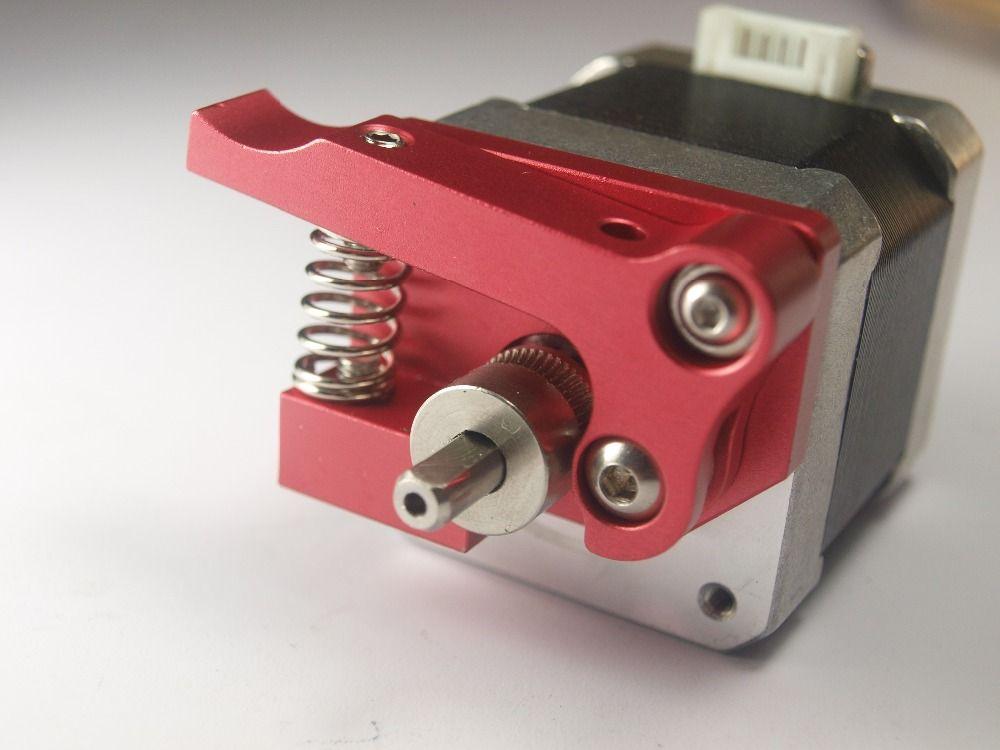 3D printer parts Reprap Makerbot Replicator metal left-hand direct