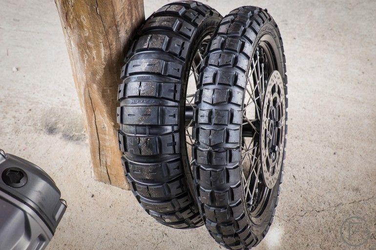 Pirelli Scropion Rally dual sport tires