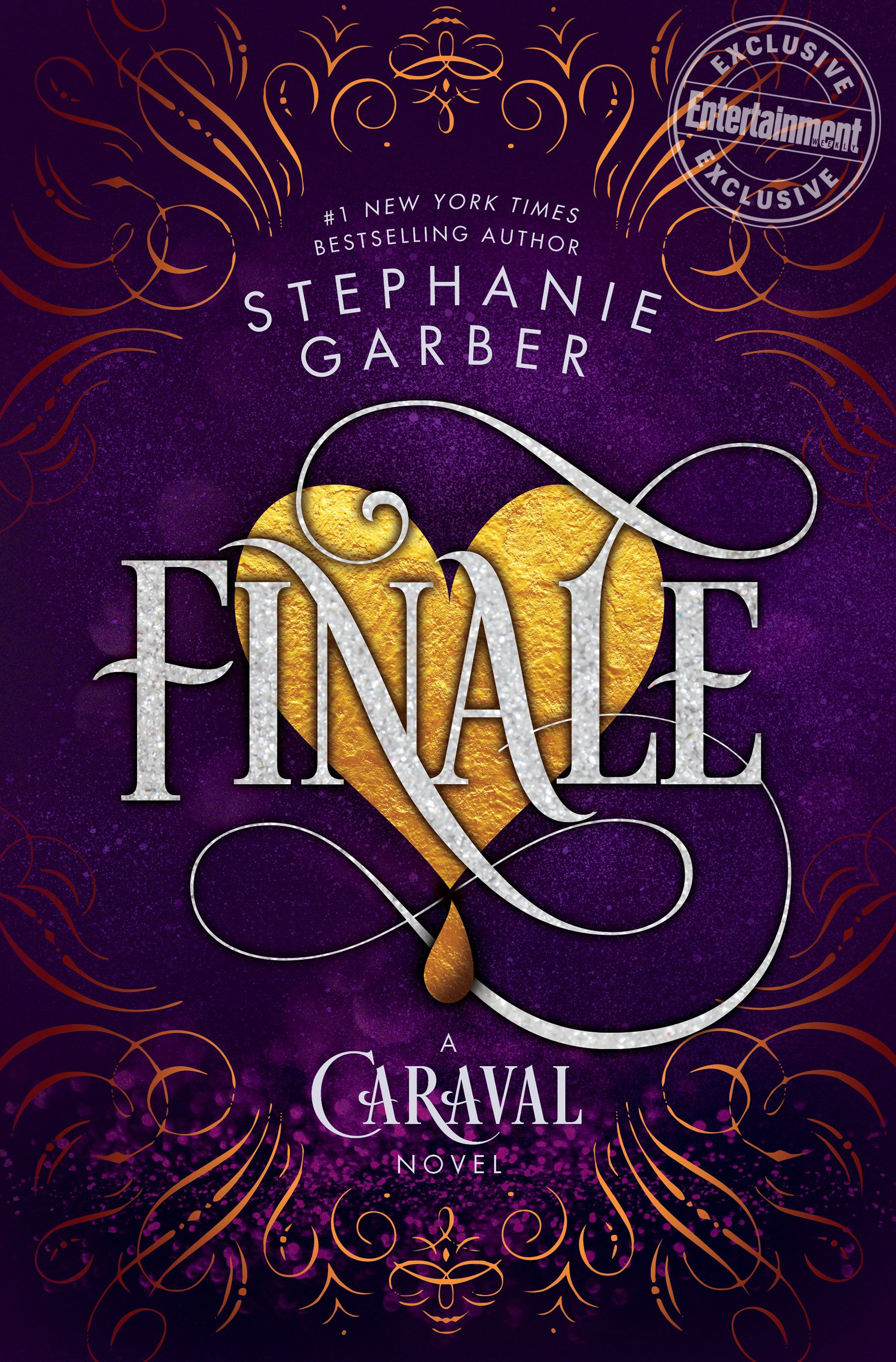 Exclusive stephanie garber previews her epic caraval
