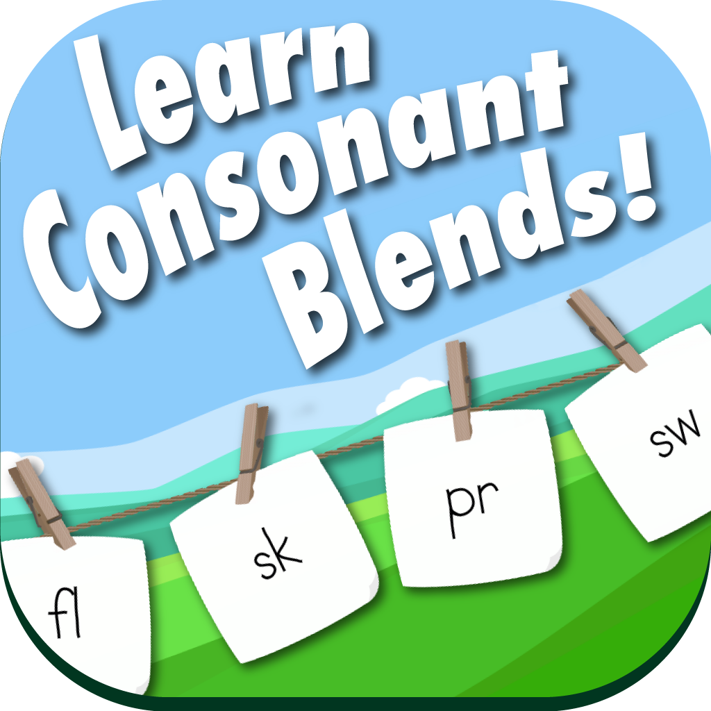 Consonant Blend Recognition Is A Great Game For A Child