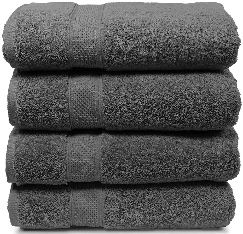 Best Bath Towels 2017 Amazon 4 Piece Bath Towel Set2017New Collectionpremium