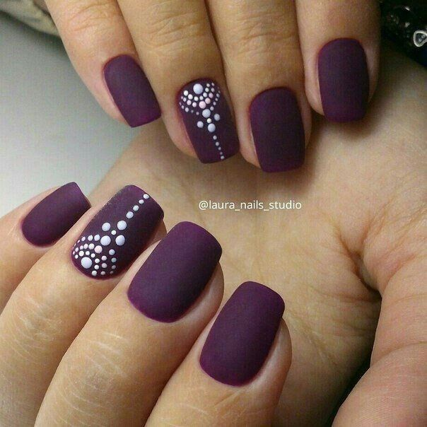 Toe Nails For Fall 2017: Nail-trends-fall-winter-2016-2017-2