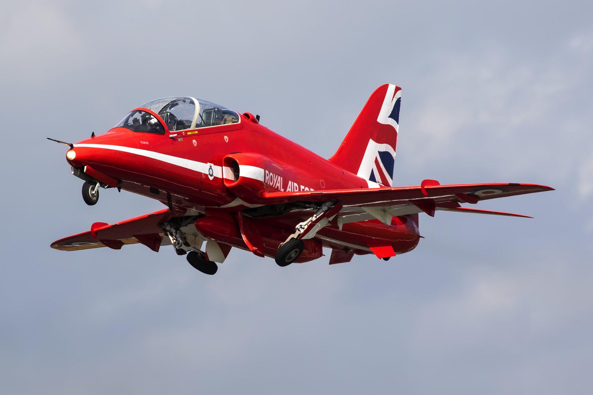 Hawk T1A Hawk, Fighter jets