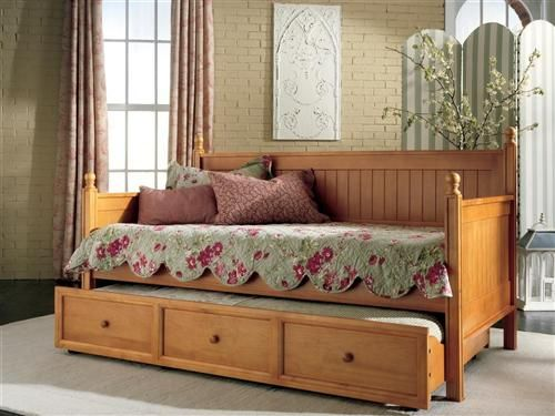 how to build a daybed with storage - Google Search daybed