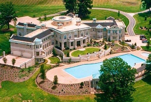Celebrity Luxury Home Rick Ross 39 S 5 8 Million Mansion