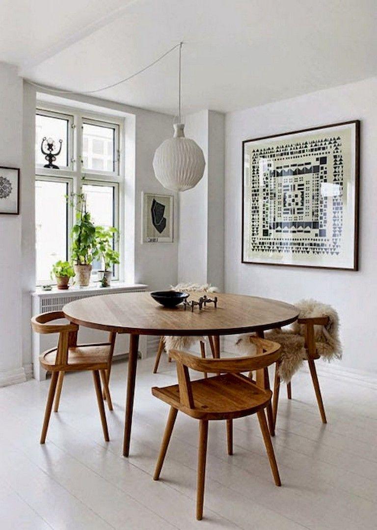 56+ Top Mid Century Modern Dining Room Design Ideas