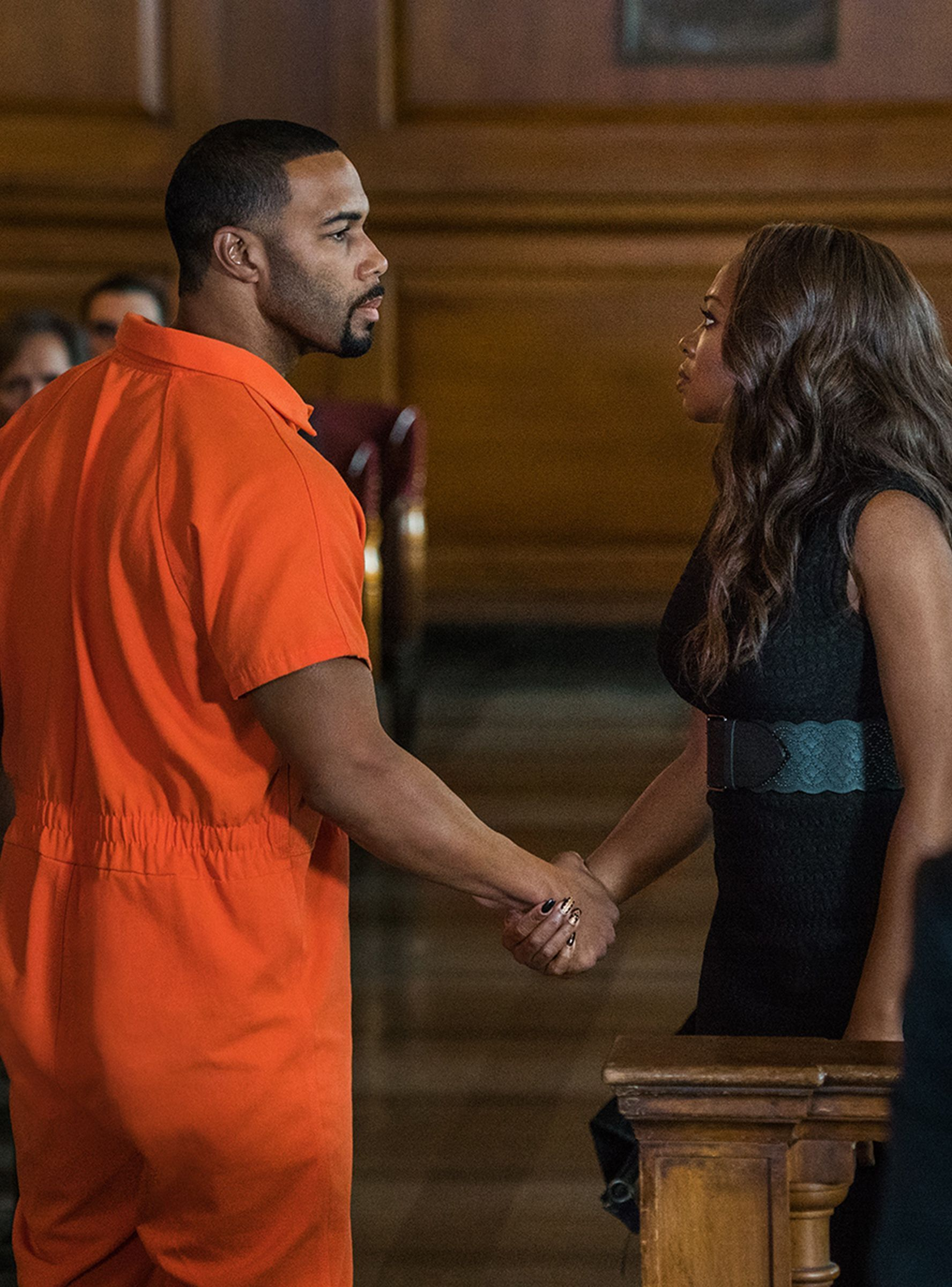 The Cast Of Power Philosophizes About Their Characters