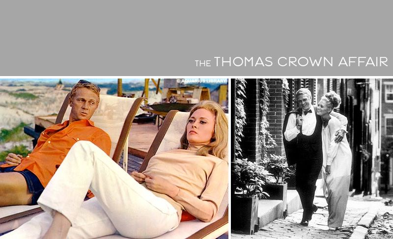 thomas crown affair #Faye Dunaway #cinema #thomas crown affair