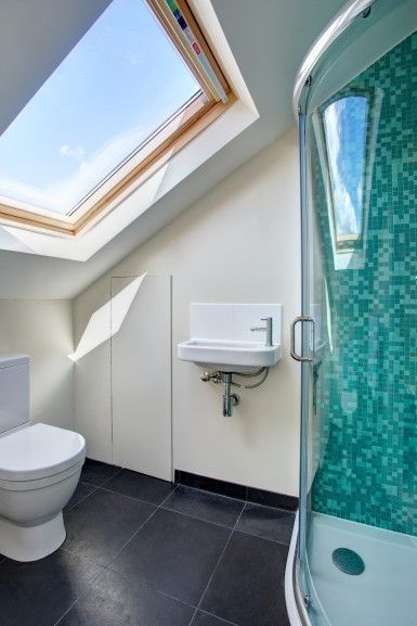 Loft Conversions Bathroom Layout Not The Tiles