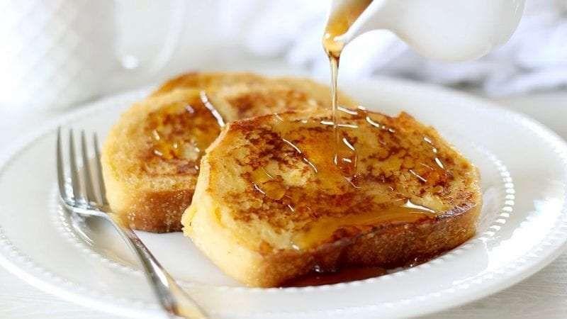 طريقة عمل فرنش توست الحلو والمالح In 2021 French Toast Recipe French Toast Easy Make French Toast