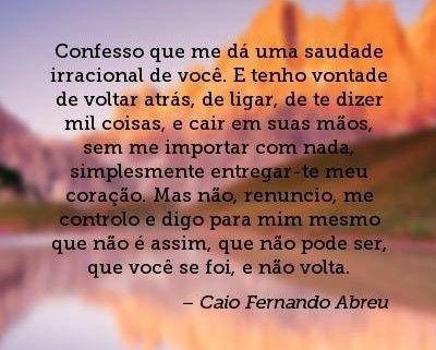 Caio Fernando Abreu Indiretas Para Ex Namorado Indiretas Pra Ex Namorado Frases Sobre Ex