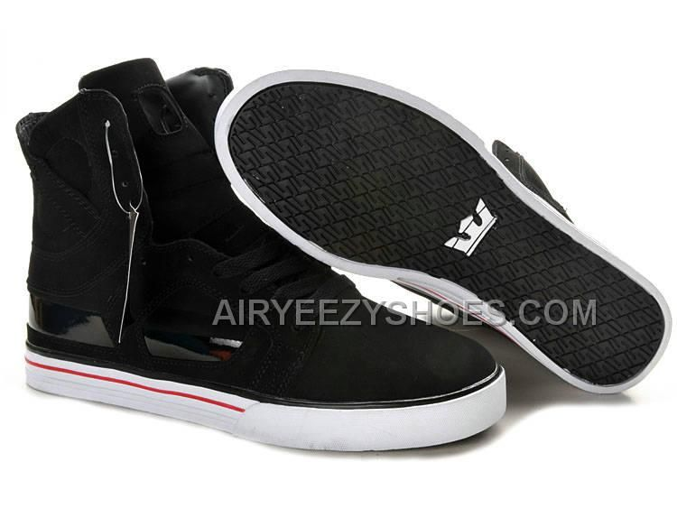 Find Supra Skytop II Mens Black White For Sale online or in Footlocker.  Shop Top Brands and the latest styles Supra Skytop II Mens Black White For  Sale at ...