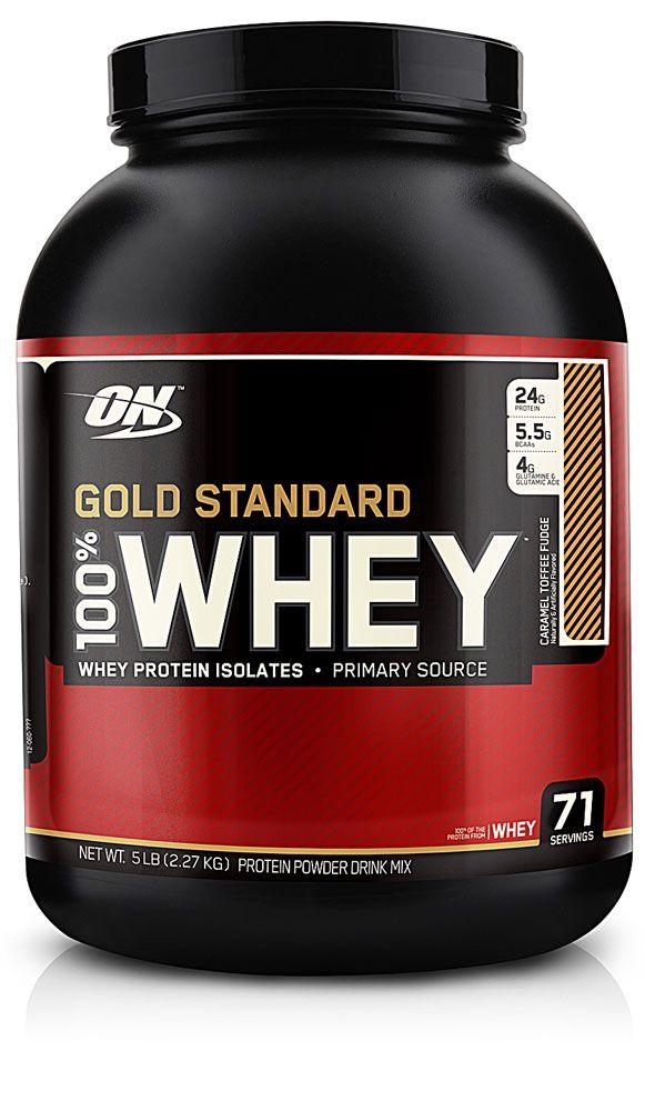 Optimum Nutrition Gold Standard 100 Whey Caramel Toffee Fudge 5 Lbs Gold Standard Whey Gold Standard Whey Protein Optimum Nutrition Whey
