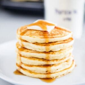 Easy Pancake Mix Recipe - I Heart Naptime