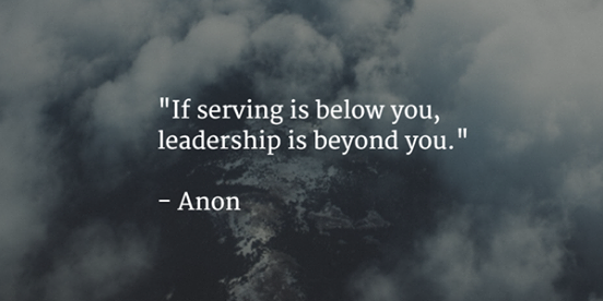 Leadership and Service