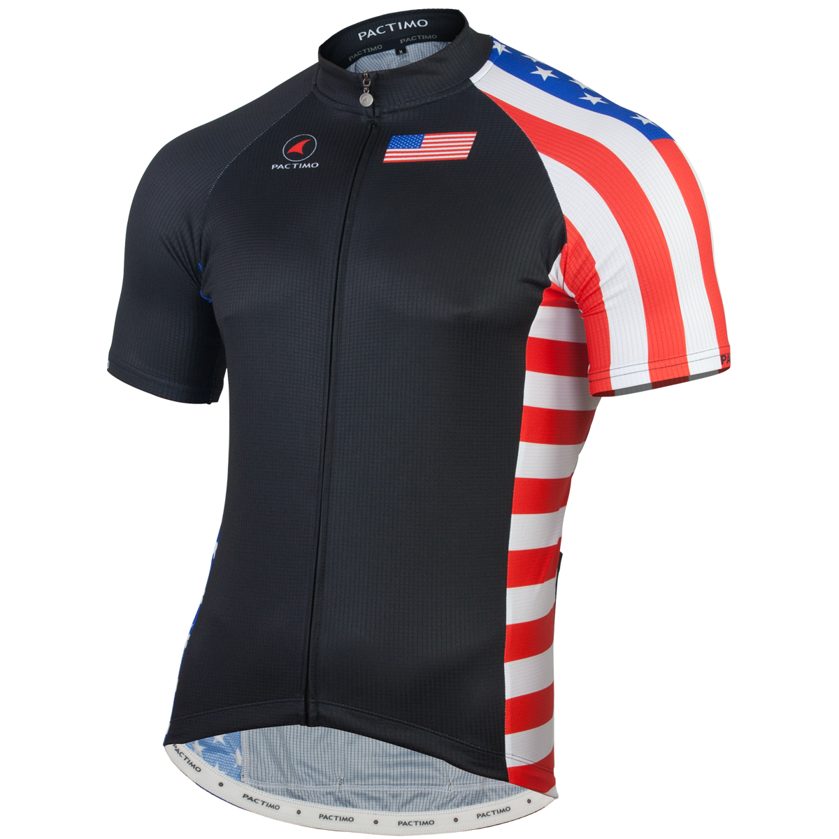 f8a14a96a Men s Designer Cycling Jersey - U.S.A - Pactimo