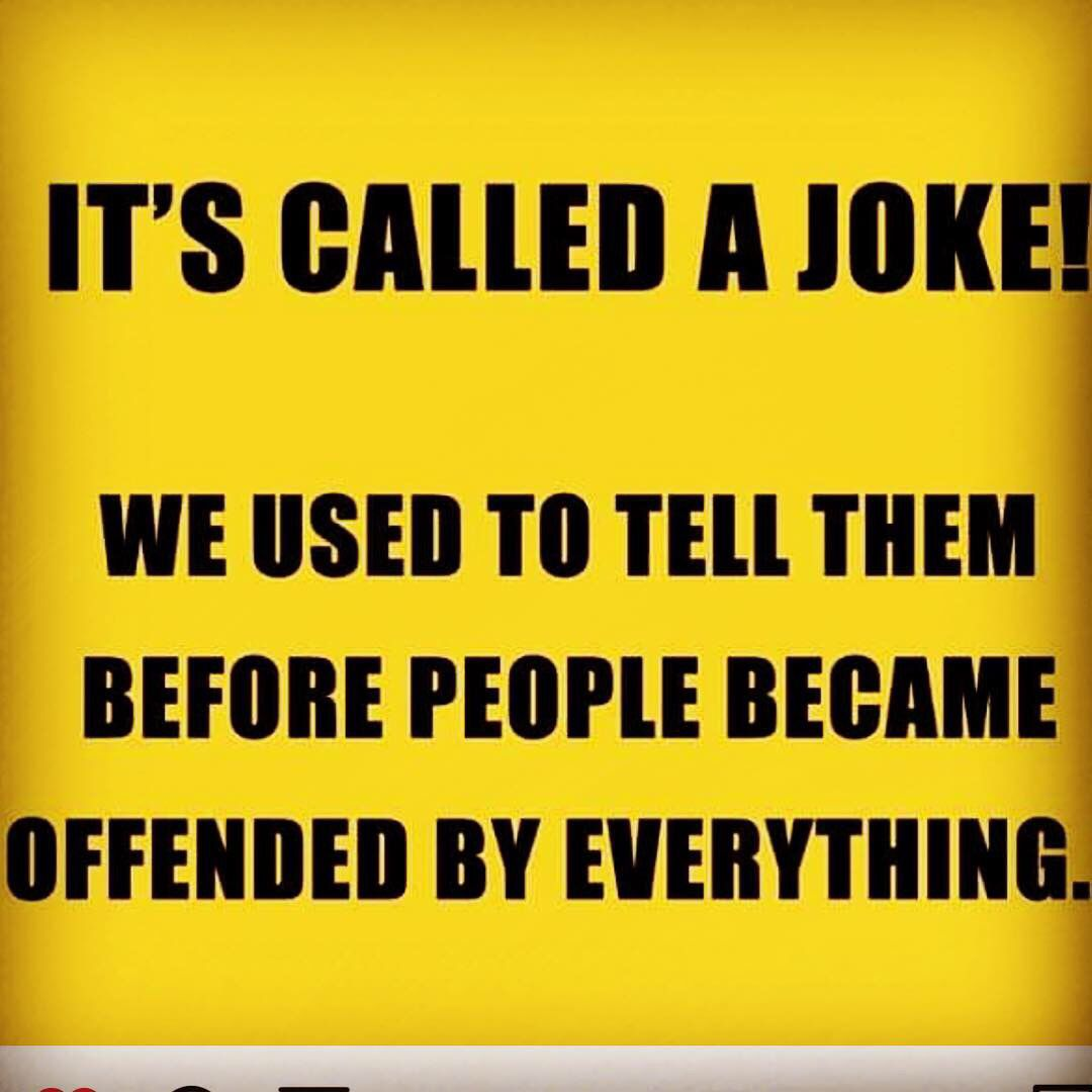I M Offended The Background And Lettering Aren T In My Favorite Colors Wa Wa Wa Wa Clever Quotes Funny Quotes True Words
