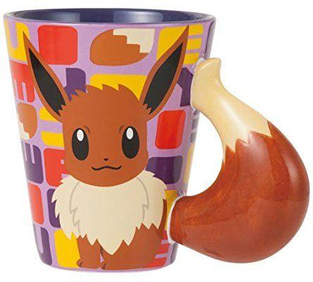 Pokemon Center Tail Mug Eevee Mugs Pokemon Cup Pokemon