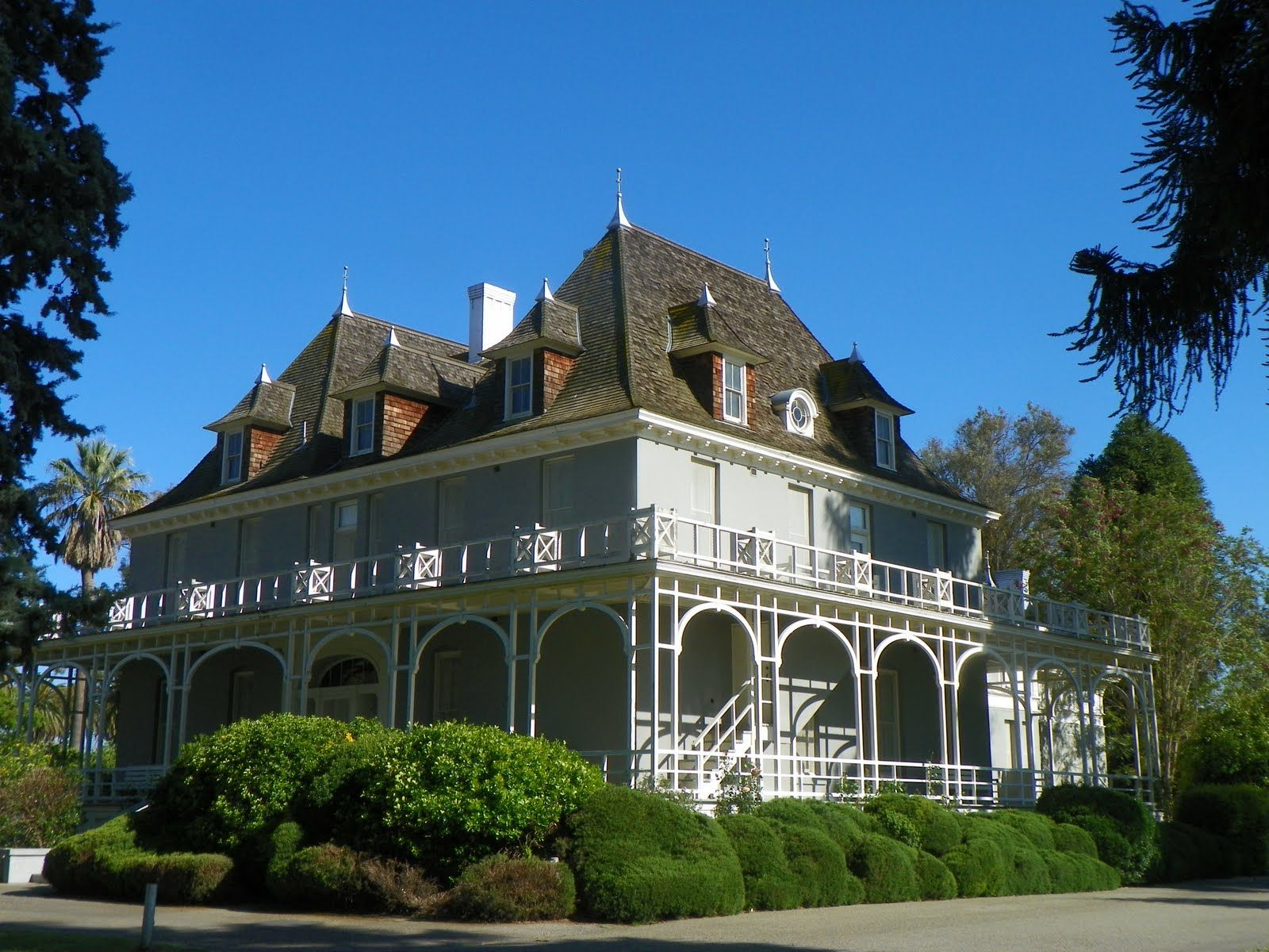 Tour kearney mansion history and info on public tours