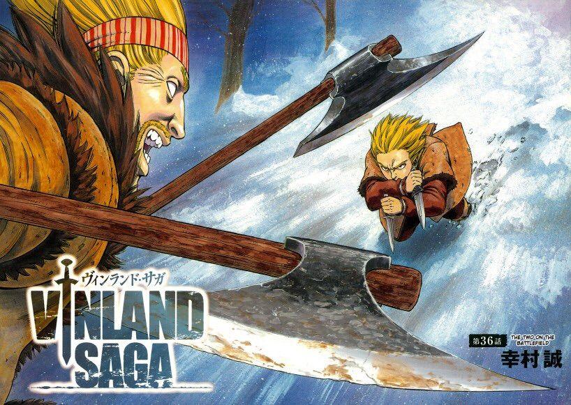 El anime de Vinland Saga ya cuenta con fecha de estreno