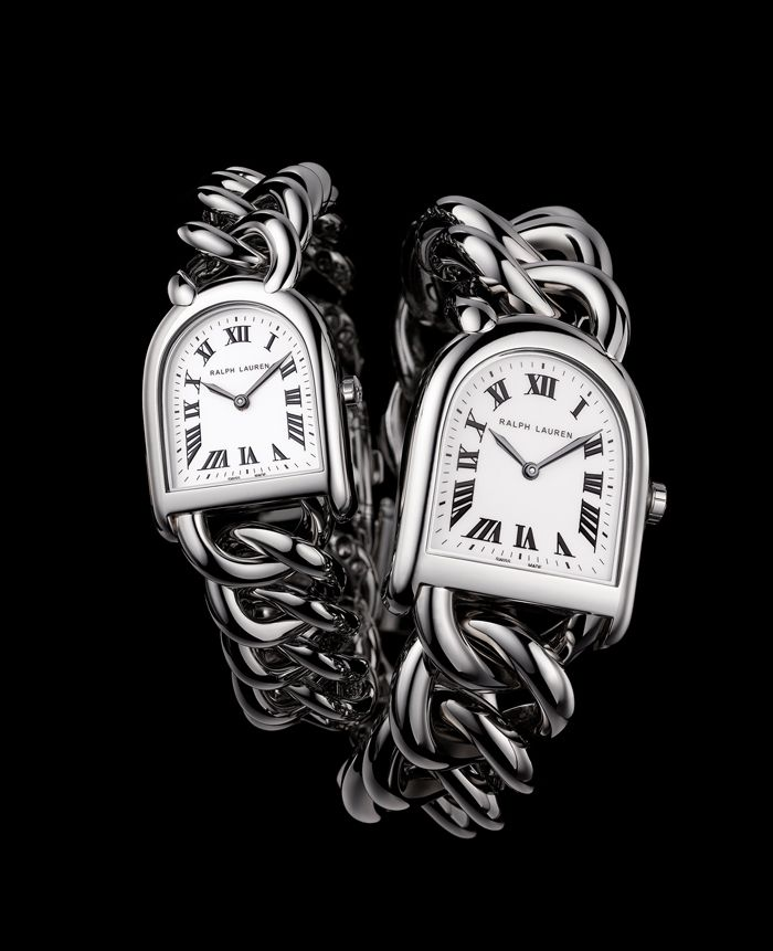 Discover the Stirrup Baby Link, the newest interpretation of Ralph Lauren s  Equestrian heritage for the delicate feminine wrist 07dbd2fb5bd
