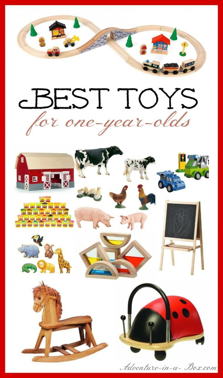 Best Toys for One-Year-Old: an extensive Christmas gift guide for ...