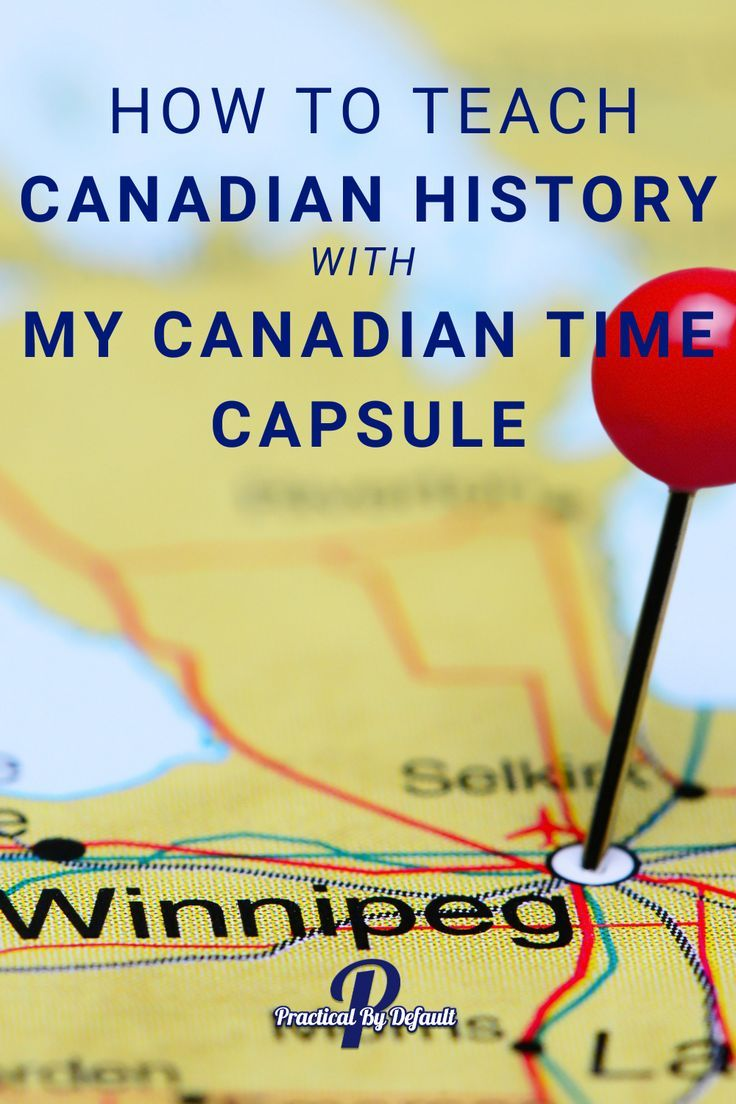Photo of Teaching Canadian History With My Canadian Time Capsule – Hands-On History