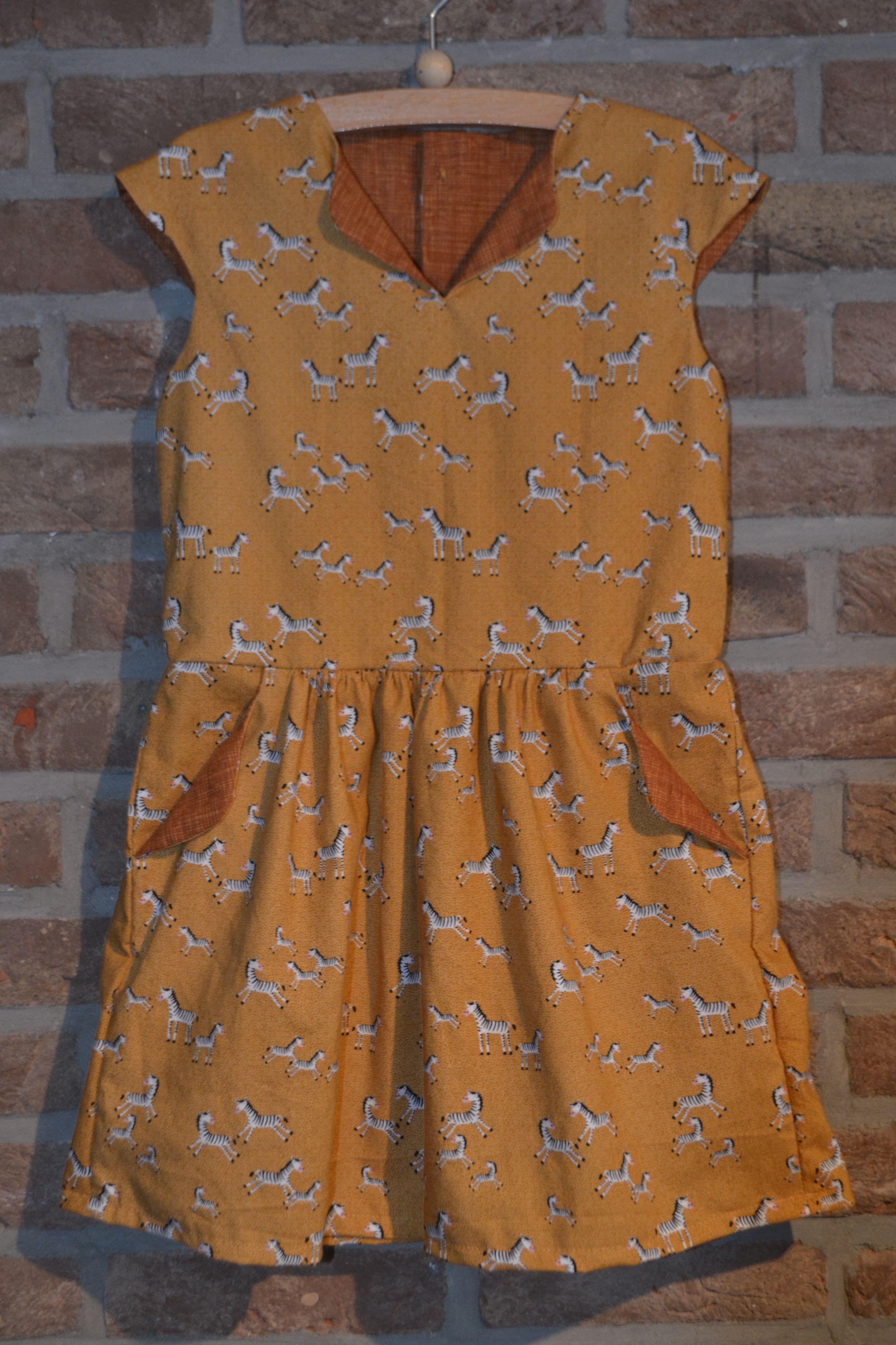 Lotta dress van Compagnie M