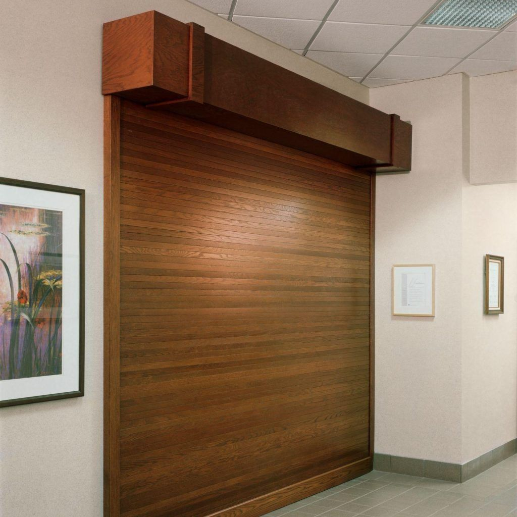 Interior Wood Roll Up Doors Httplindemedicalwriting