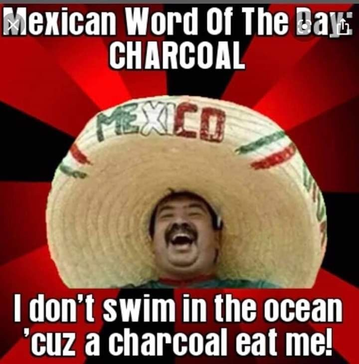 Mexican Words, Mexican Funny Memes