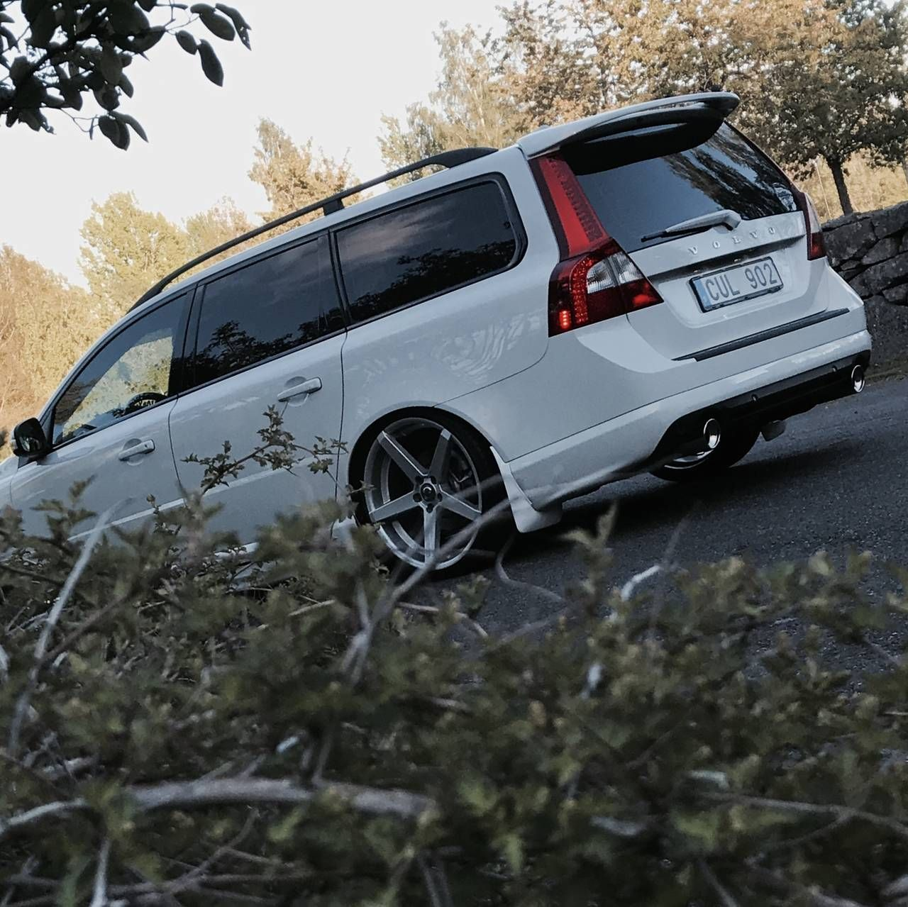 Volvo 850 r design