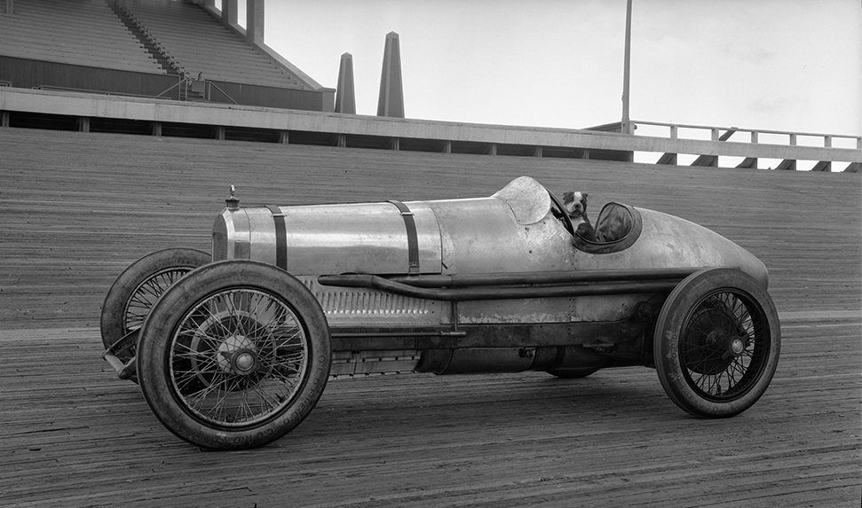 Miller Beverly Hills Board Track 1920 Classic racing