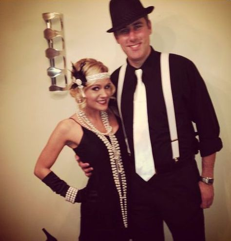 Gatsby Charleston 20er Kostüm Selber Machen 20 30 Jahre Kostüm