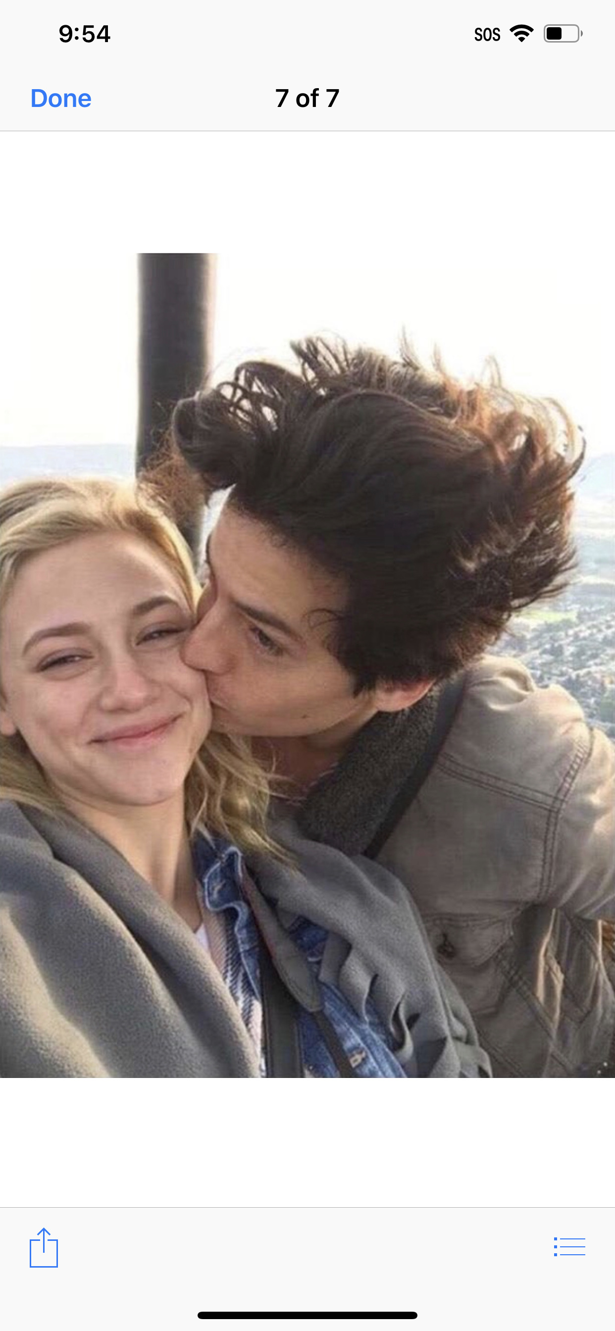 Photo of Lili and Cole