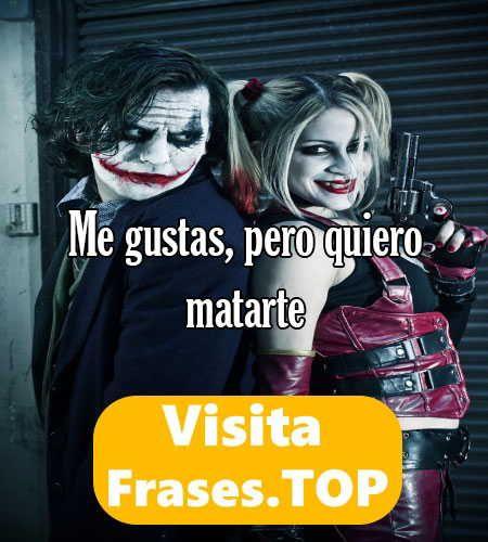 Del Guason O Joker Tristes De Amor A Harley Quinn Imagenes