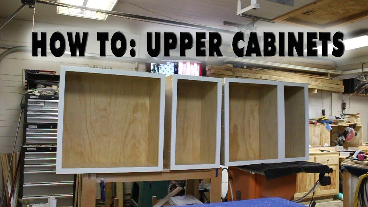 How To Build Upper Kitchen Cabinet Carcasses Diy Build Cabinet Carcasses Diy Kit Building Kitchen Cabinets Upper Kitchen Cabinets Pallet Kitchen Cabinets