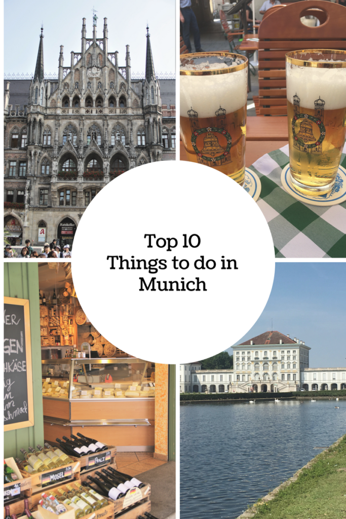 If you're planning a trip to Munich, then you have to see this post. Our list will take you to Nymphenburg Palace, German beer gardens, the Marienplatz and have you eating great German food. /Munich/Germany/Things to do in Munich