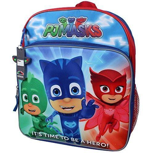 160c6d10c5b1 Disney Junior PJ Masks Owlette, Gekko and Catboy Its Time To Be A ...