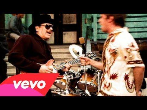 Carlos Santana And Rob Thomas Reflect On Smooth Billboard Good Music Rob Thomas Music