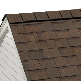 Owens Corning Highridge 21 3 Lin Ft Artisan Canyon Sunset Hip And Ridg Ridge Roof Roof Shingles Shingling