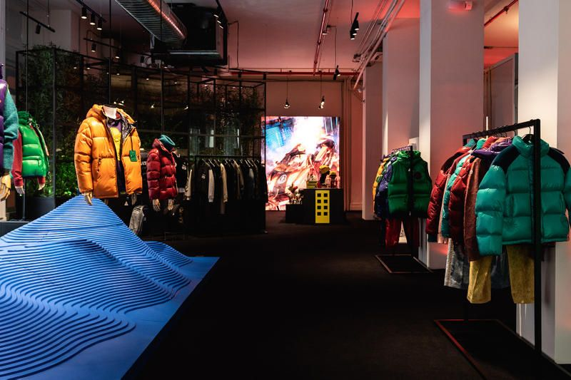 7ed224bbc The Moncler Genius Building Opens Its Doors in NYC | R ⦿ RETAIL ...