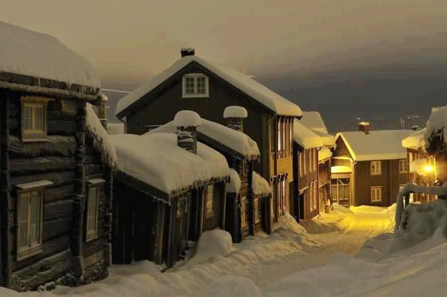 Roros Norvegia