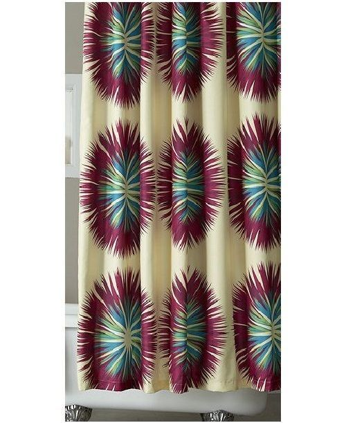 Myhome Jordan Shower Curtain Set In Yellow 72 X 72 Myhome